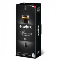 Gimoka Vellutato- Nespresso Compatible coffee capsules