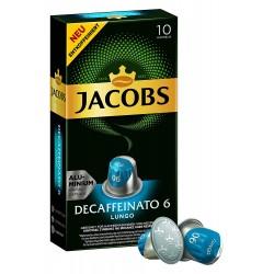 Jacobs Espresso Decaffeinato Lungo - Nespresso Compatible coffee capsules