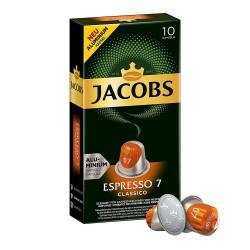 Jacobs Espresso Classico- Nespresso Compatible coffee capsules