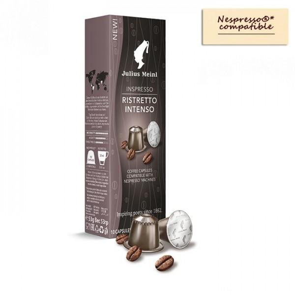 Julius Meinl Ristretto Intenso - Nespresso Compatible