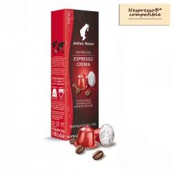 Julius Meinl Espresso Crema- Nespresso Compatible coffee capsules