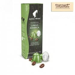 Julius Meinl Lungo Arabica- Nespresso Compatible coffee capsules