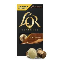 L'Or Espresso Colombia - Nespresso Compatible coffee capsules