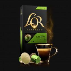 L'Or Lungo Elegante - Nespresso Compatible coffee capsules