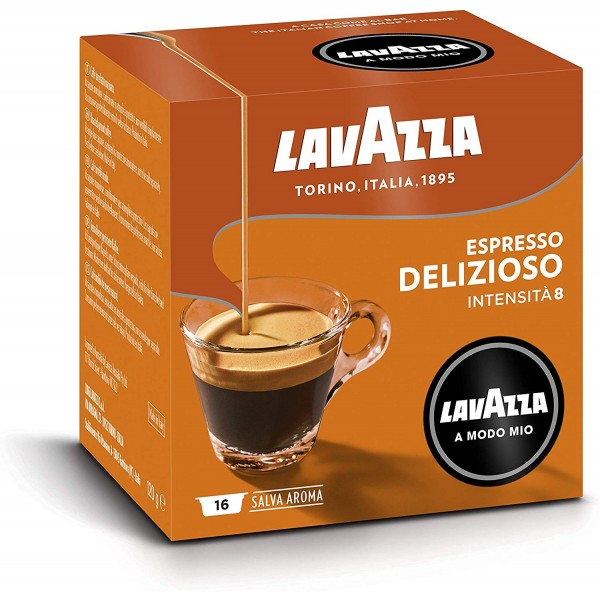 Lavazza A Modo Mio Caffè Espresso Delizioso
