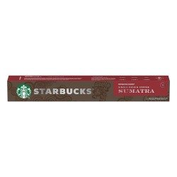 Starbucks Sumatra Single Origin Dark Roast - Nespresso compatible