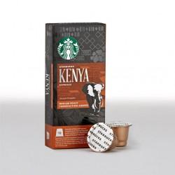 Starbucks Kenya -Неспресо съвместими
