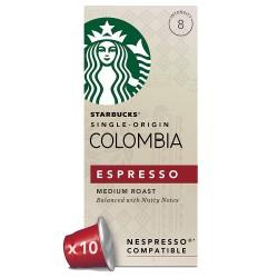 Starbucks Espresso Colombia Capsules