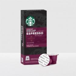 Starbucks Espresso Decaf - Неспресо съвместими