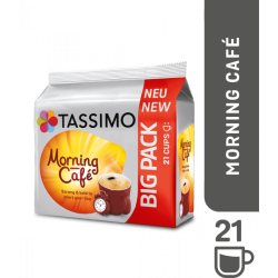 Tassimo Morning Cafe BIG Pack