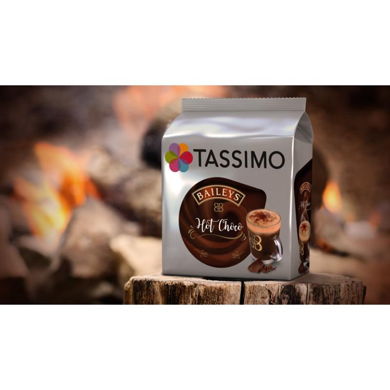 Tassimo Baileys Hot Chocolate тасимо бейлис горещ шоколад