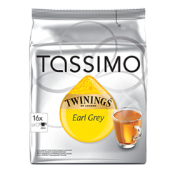 Tassimo Twinings Earl Grey Tea - капсули чай