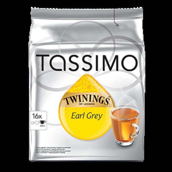 Tassimo Twinings Earl Grey Tea - капсули чай