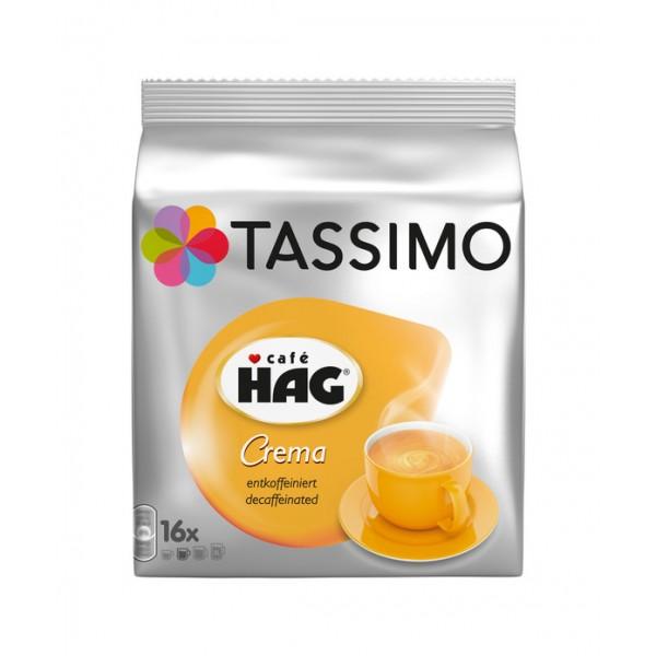 Tassimo Cafe Hag / Тасимо Кафе Хаг- безкофеиново