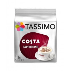 Tassimo Costa Cappuccino / Тасимо Коста Капучино- капсули