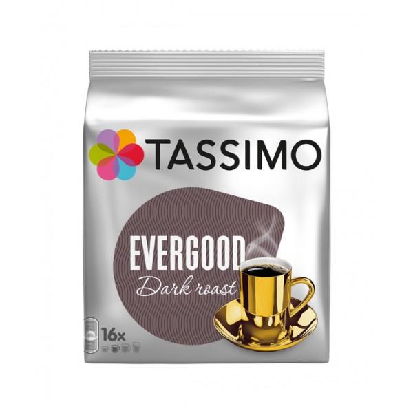 Tassimo Evergood Darkroast - капсули