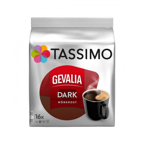 Tassimo Gevalia Dark Mörkrost