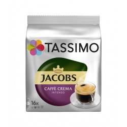 Tassimo Jacobs Caffe Crema Intenso / Тасимо Якобс Крема Интенсо- капсули