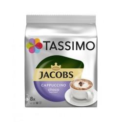 Tassimo Jacobs Cappuccino Choco / Тасимо Якобс Капучино с Шоко аромат