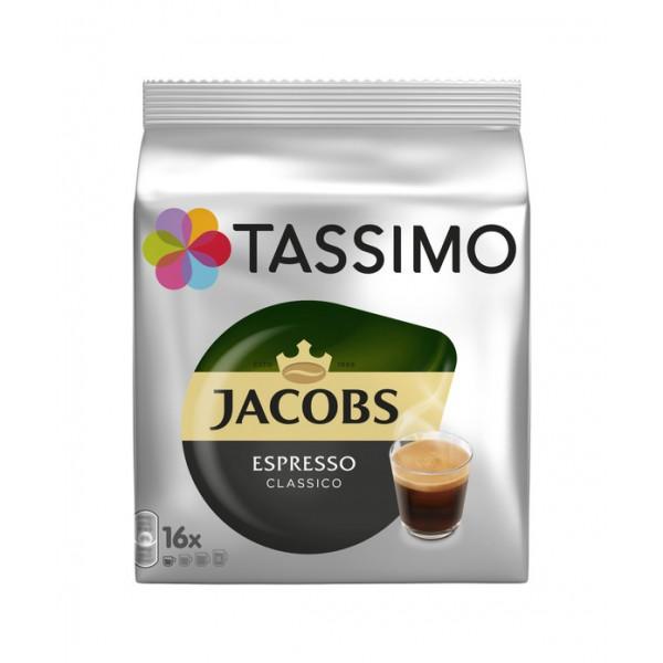 Tassimo Jacobs Espresso / Тасимо Якобс Еспресо- кафе капсули