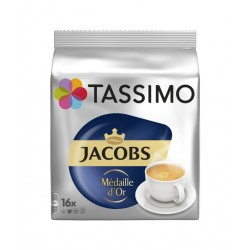 Tassimo Jacobs Medaille d'Or