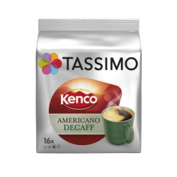 Tassimo Kenco Decaff Americano - безкофеиново