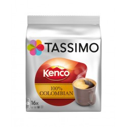 Tassimo Kenco Pure Colombian- капсули кафе