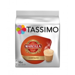 Tassimo Marcilla Cortado- капсули
