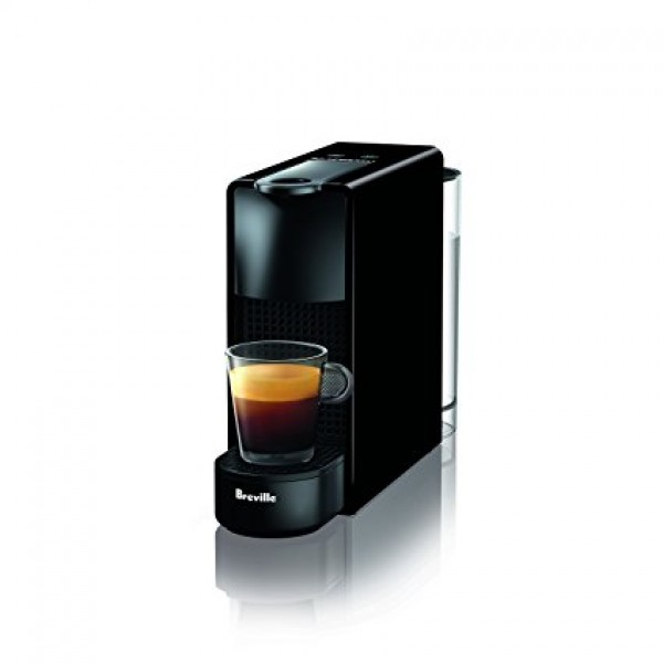 Nespresso Essenza Mini Krups Piano Black C30