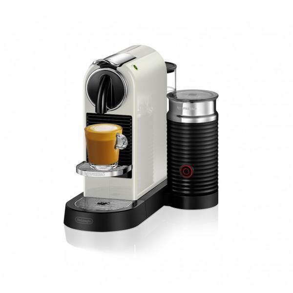 Nespresso CitiZ&milk DeLonghi White