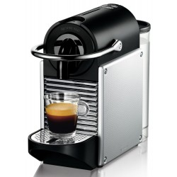 DeLonghi Nespresso Pixie Electric Aluminium