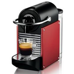 DeLonghi Nespresso Pixie Red