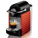 Krups Nespresso Pixie - Electric Red