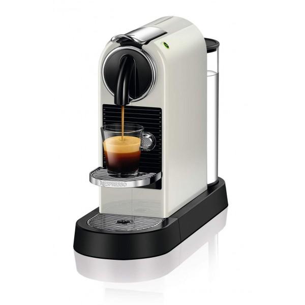 DeLonghi Nespresso CitiZ -Бяла
