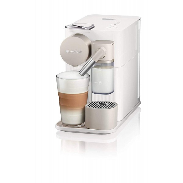 Nespresso Lattissima One Delonghi - Silky White