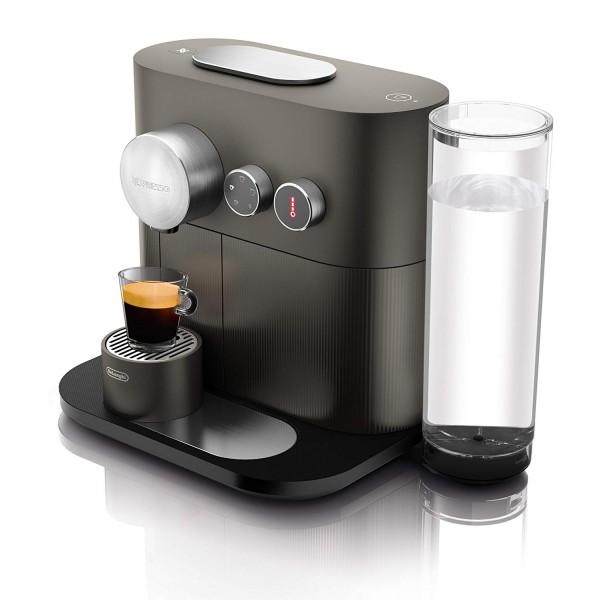 DeLonghi Nespresso Expert Anthracite Grey