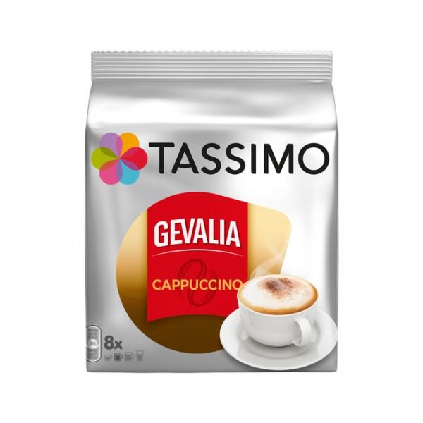 Tassimo Gevalia Cappuccino - капсули